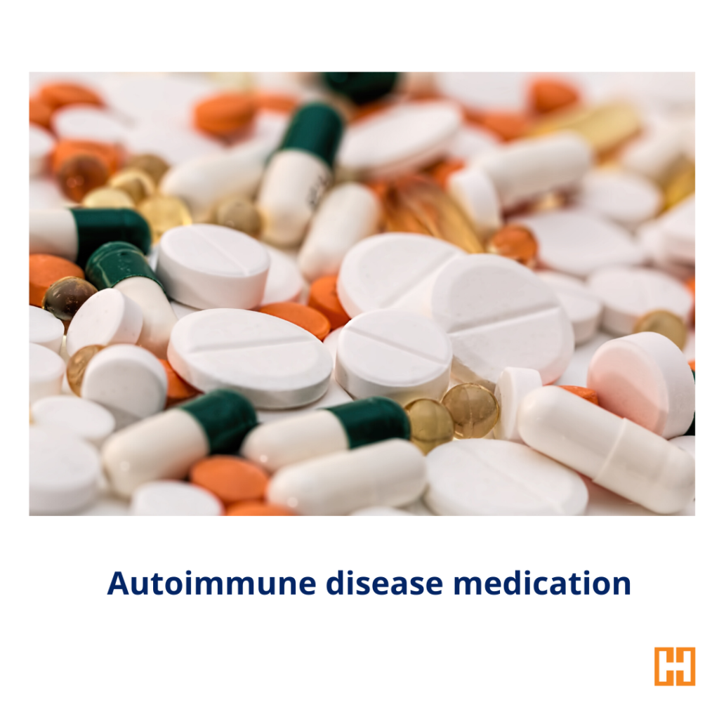 autoimmunity, disease, medication